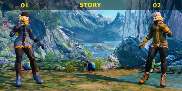 Story Kolin Colors 1-10